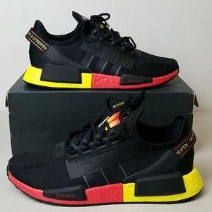 New Adidas NMD_R1 V2 Boost Shoes Men's US Size